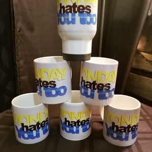 ******BUSINESS CLOSE OUT*****Sublimated Mugs